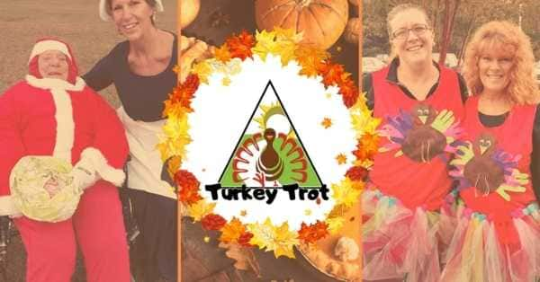Turkey Trot for the Trial